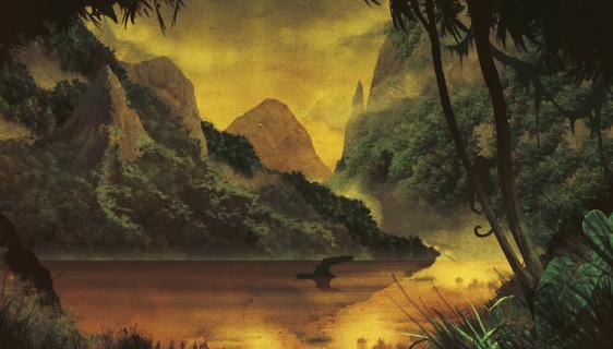 Borneo: A Jungle Nightmare